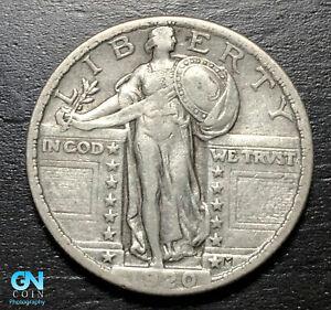1920 P Standing Liberty Quarter  --  MAKE US AN OFFER!  #B8629