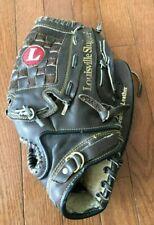 "Louisville Slugger Lps9F 13.25"" Big Daddy Leather Baseball Glove Bruise Guard"