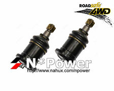 ROADSAFE FRONT UPPER EXTENDED BALL JOINT PAIR FOR NISSAN NAVARA 4WD D40 07-15