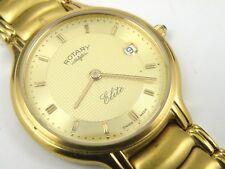 Men's GB0922 Rotary Elite Sapphire Swiss ETA 955.412 Watch