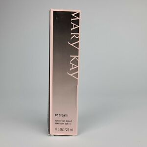 Mary Kay CC Cream Sunscreen Broad Spectrum SPF 15 - Very Deep Exp 07/21