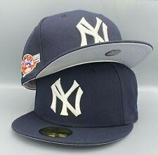 #TB New York Yankees 1947 World Series 59FIFTY New Era Navy Blue Hat Gray Bottom