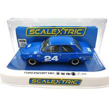 Scalextric C4085 Ford Escort Mk1 - Daytona 1972 1/32 Slot Car