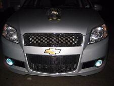 Xenon Halogen Fog Lamps Driving Lights Kit for 2009-2017 Chevrolet Aveo Aveo5