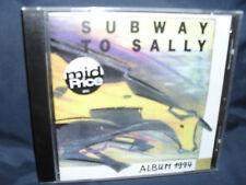 Subway To Sally – Album 1994   Costbar – D - 1994 - CLCD-6305