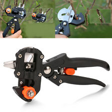 21cm Garden Tree Nursery Grafting Pruning Pruner Knife Shears Cutting Tool Kit