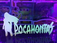 GitD Pocahontas Display For Funko Pops