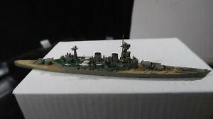 1:1200 Metal WWII British Navy HMS Hood