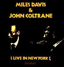 MILES DAVIS & JOHN COLTRANE - Live In New York 1955/1988 (Vinile=M) LP RARISSIMO