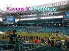 Baltimore Ravens vs Miami Dolphins 11/11