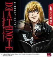 DEATH NOTE-FOLGE 09 ERBSCHULDEN - OHBA,TSUGUMI   CD NEW