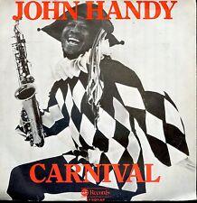 7inch JOHN HANDY carnival HOLLAND 1977 EX+  +PS FUNK JAZZY