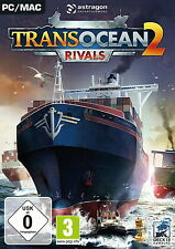 TransOcean 2 - Rivals (PC/Mac, 2016, DVD-Box)(OVP & NEU)
