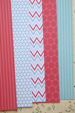Summer Days mix scrapbooking cardstock paper 250gsm journaling craft card stock