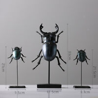 Resin Modern Insect Figurine Statue Abstract Art Sculpture for Home Decor PICK