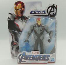 "Hasbro Marvel Avengers 4 Iron Man Endgame 6"" Inch Action Toy Figure New"