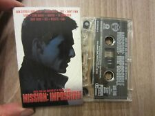 Soundtrack '96 canadian CHROME cassette MISSION:IMPOSSIBLE tested TAPE EXC.