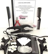 Perruques, extensions et matériel kits pour femme