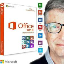 🔐OFFICE 2019 PROFESSIONAL PLUS 32/64 BIT LICENSE KEY