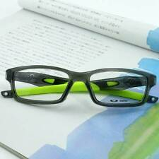 d17f1e62225 Oakley Eyeglasses Crosslink Grey Smoke Size 53 Authentic