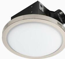 Utilitech Ventilation Fan 2-Sone 90-Cfm 4 Es In 1 Bathroom Fan Model #7105-06