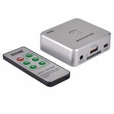 RCA 3.5mm Audio Capture Analog-2-MP3 Converter Music Digitizer To SD / USB Flash