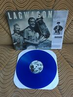 "LAGWAGON Blaze UNPLAYED NEW BLUE VINYL LP_non 7"" cd green nofx rancid day afi"