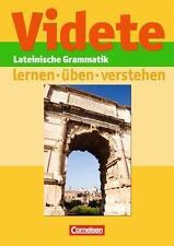 Deutsche Schulbücher über Latein in gebundener Ausgabe