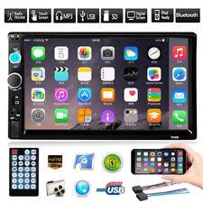 7 Inch Car Stereo Radio HD MP5 Player Screen Bluetooth Radio 2 DIN FM USB 2019