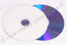 DVD-R 8x 120min/4,7gb Imprimible Printable Blanco 100 unidades