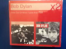 BOB. DYLAN   BOXSET.         TIME. OUT OF. MIND. /.      LOVE AND THEFT.