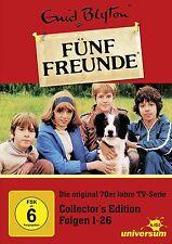 Fünf Freunde - Folgen 1-26 - Collector´s Edition - 6 DVD Box