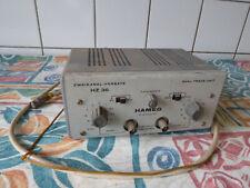 Vintage en même intention Dual Trace oscilloscope HAMEG hz-36