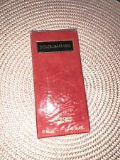 Rare Eau De Toilette Femme Parfum rouge Dolce & Gabbana