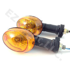 2X TURN SIGNAL LIGHT BLINKER REAR GY6 139QM SCOOTER QUAD ATV MOTORCYLCE BUGGY