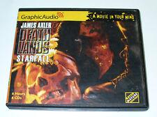 James Axler Deathlands # 45 - Starfall Graphic Audio (CD 2007)
