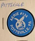 Aerie No 134 Pottsville PA good for 1 bottle beer in trade token♡♤gft757◇♧