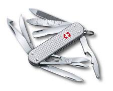 VICTORINOX MiniChamp Alox Silber NEU Schweizer Taschenmesser Aluschale 0.6381.26