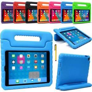 Kids Shockproof Foam Handle Case Cover Fr iPad 9.7 6th 7th Gen 10.2 Air Pro Mini