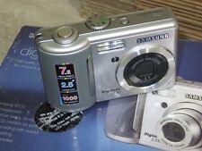 Samsung Digimax S700 7.2MP - Digital Fotocamera - Argentato
