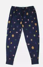 Polo Ralph Lauren Sleepwear Blue L loung pants joggers co 93 stadium p wing