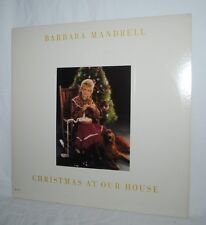 Barbara Mandrell, Christmas at Our House, LP record album, EX+