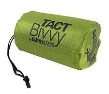 TACT Bivvy Emergency Survival Sleeping Bag Lightweight Waterproof Bivy Sack Bag