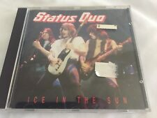 Status Quo - Ice In The Sun. (1991)...12 Track Compilation..CD Used VG..