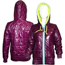 Adidas Women Performance J Bomber Fancy Full Zip Hooded Jacket