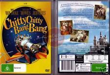 CHITTY CHITTY BANG BANG Dick Van Dkye Sally Howes NEW (Region 4 Australia)