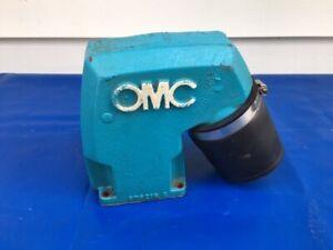 OMC Stringer 260 V8 350 305 5.7 3.5L Cobra High Rise Exhaust Elbow & Boot 909218