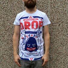 """DROP Dead """"perche 'non si crepa"""" T-shirt Per Adulti Small Nuova. bmth oli Sykes NUOVO"""