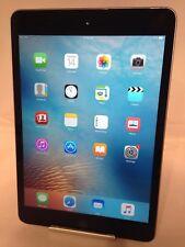 Apple iPad Mini 3rd Generation 64GB Space Gray WiFi Good Condition READ