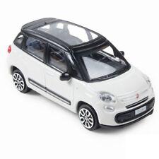 Fiat 500l Bianco / Nero 1 24 Bburago